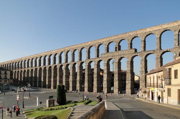 Acueducto-Segovia