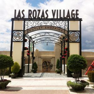 LAS ROZAS VILLAGE TOUR IN TAXI