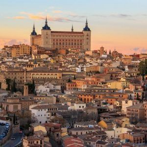 Toledo en TAXI