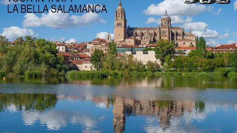 TOUR-IN-TAXI-SALAMANCA